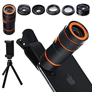 Aufsteck-Kameras