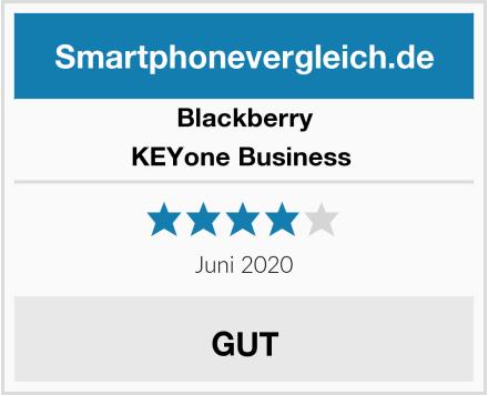 Blackberry KEYone Business  Test