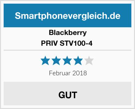 Blackberry PRIV STV100-4  Test