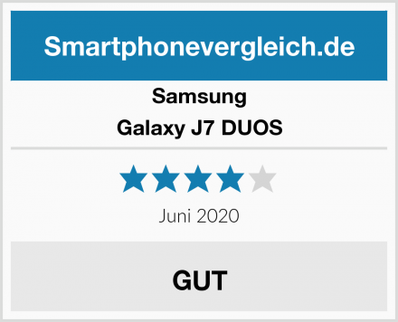 Samsung Galaxy J7 DUOS Test