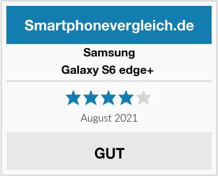Samsung Galaxy S6 edge+  Test