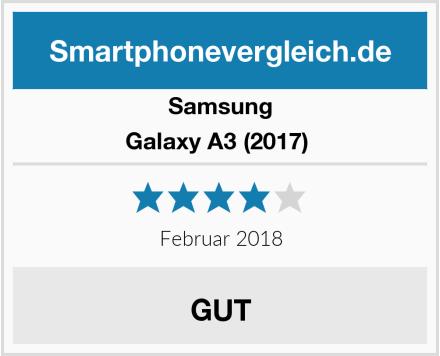 Samsung Galaxy A3 (2017)  Test