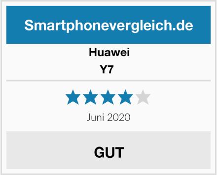 Huawei Y7  Test