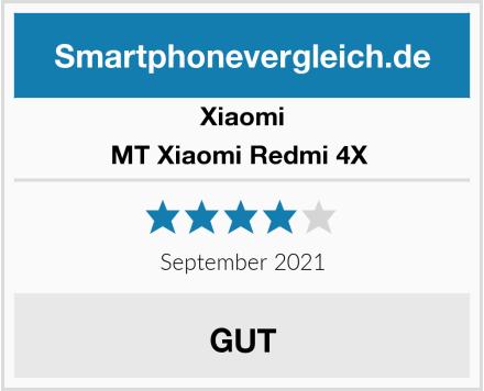 Xiaomi MT Xiaomi Redmi 4X  Test