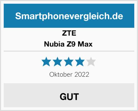 ZTE Nubia Z9 Max  Test