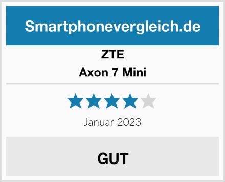 ZTE Axon 7 Mini Test