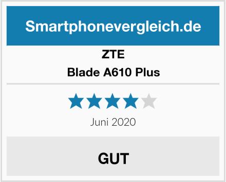 ZTE Blade A610 Plus Test