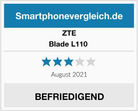 ZTE Blade L110  Test