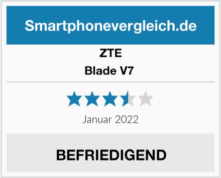 ZTE Blade V7  Test