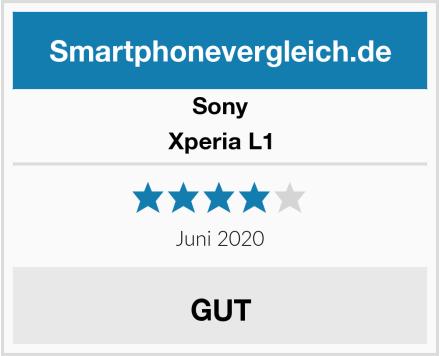 Sony Xperia L1 Test