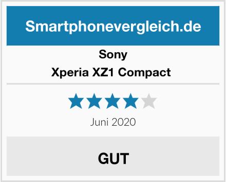 Sony Xperia XZ1 Compact  Test