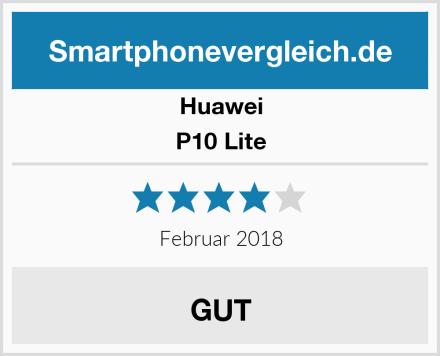Huawei P10 Lite Test