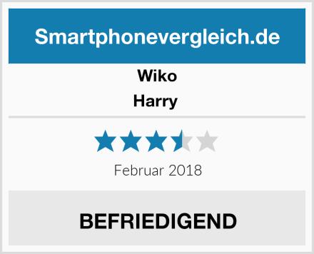 Wiko Harry  Test