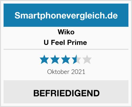 Wiko U Feel Prime  Test