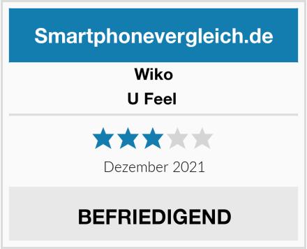 Wiko U Feel  Test
