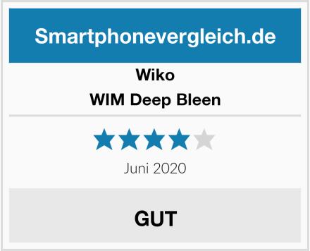 Wiko WIM Deep Bleen Test