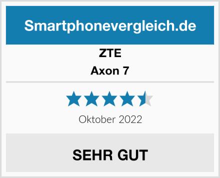 ZTE Axon 7 Test