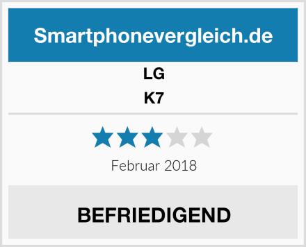 LG K7 Test