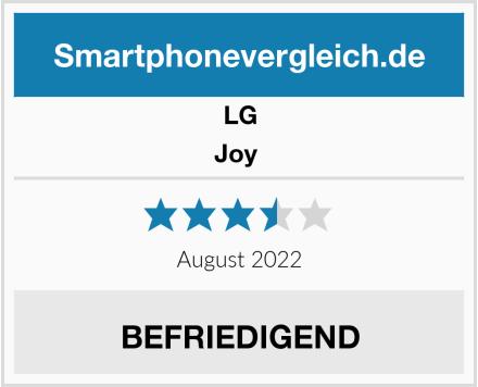 LG Joy  Test