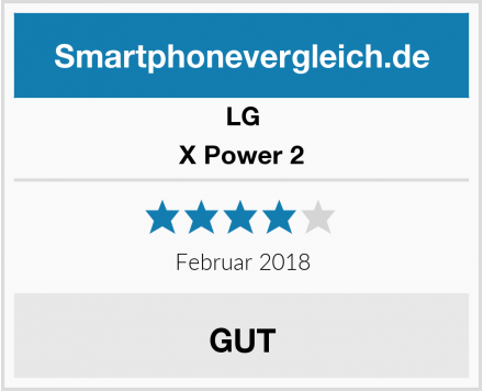 LG X Power 2 Test