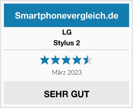LG Stylus 2 Test