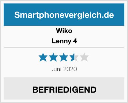 Wiko Lenny 4 Test