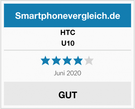 HTC U10 Test