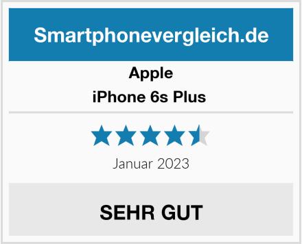 Apple iPhone 6s Plus  Test