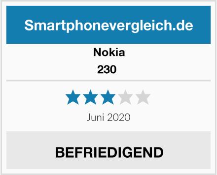 Nokia 230  Test