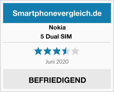 Nokia 5 Dual SIM  Test