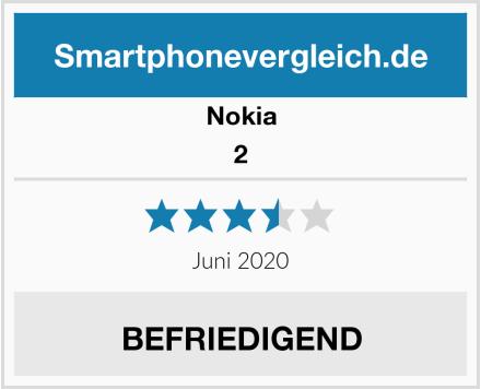Nokia 2 Test