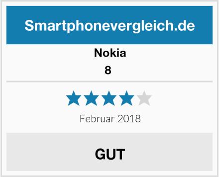 Nokia 8  Test