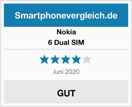 Nokia 6 Dual SIM Test