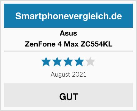 Asus ZenFone 4 Max ZC554KL Test