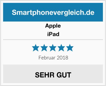 Apple iPad Test