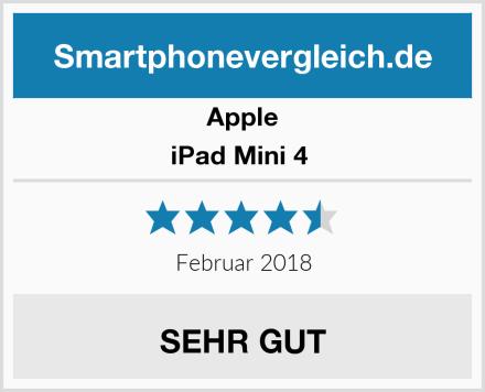 Apple iPad Mini 4  Test
