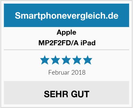 Apple MP2F2FD/A iPad Test