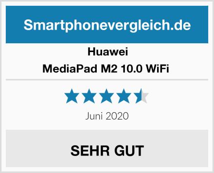 Huawei MediaPad M2 10.0 WiFi  Test