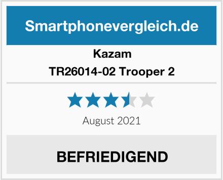 Kazam TR26014-02 Trooper 2 Test