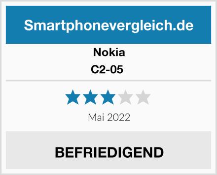 Nokia C2-05  Test