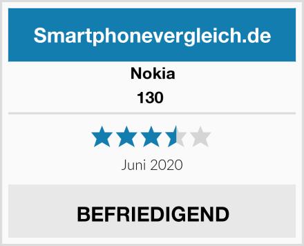 Nokia 130  Test