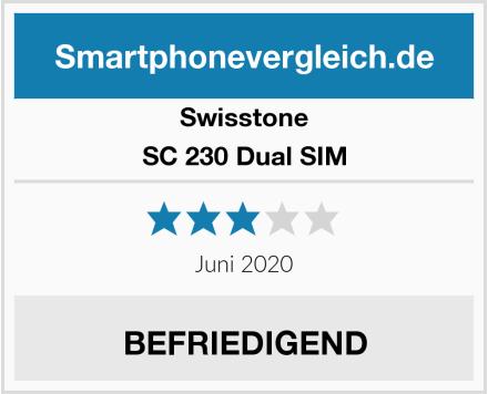 Swisstone SC 230 Dual SIM Test