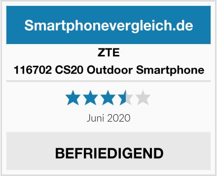 ZTE 116702 CS20 Outdoor Smartphone Test
