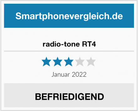 radio-tone RT4 Test