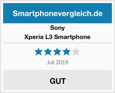 Sony Xperia L3 Smartphone Test