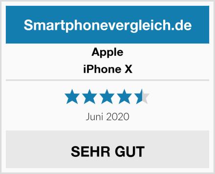 Apple iPhone X Test