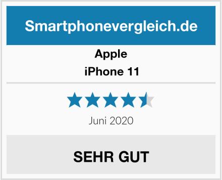Apple iPhone 11 Test