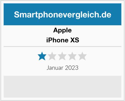 Apple iPhone XS Test