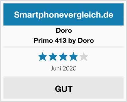 Doro Primo 413 by Doro Test