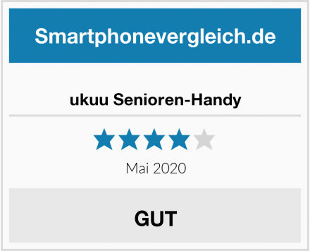 ukuu Senioren-Handy Test